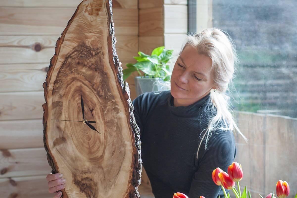 Warsztaty stolarskie kurs stolarski Warszawa Alicja w krainie drewna